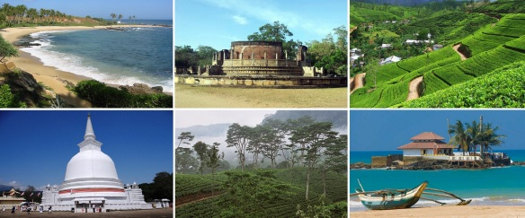 Major Views in Sri Lanka