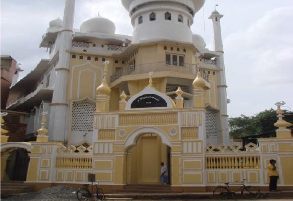 Al Jamiul Azhar Jumma Masjid (Mosque), Kurunegala