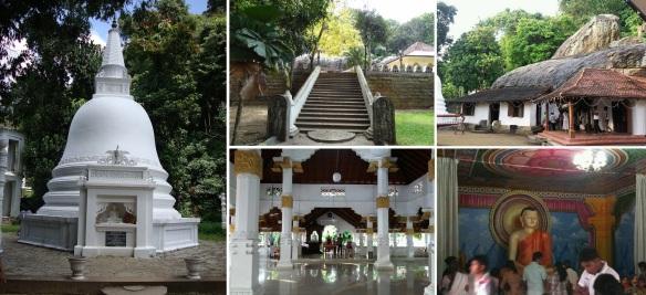 Buddhist Temple Ethkanda Viharaya