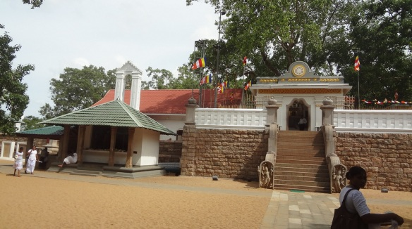 The Temple of Sri Maha Bodhi