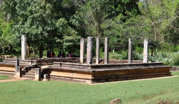 King Mahasena's Palace Sri lanka