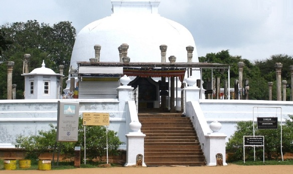 Lankaramaya Temple