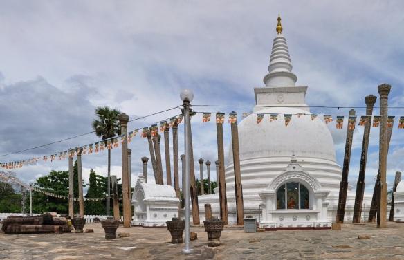 Thuparamaya Dagoba