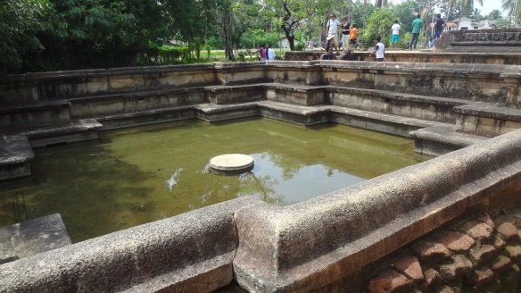 The Royal Bath, Polonnaruwa