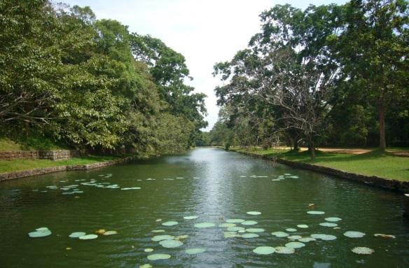 """The Water Gerdens called """"Waterway of Lotus"""""""