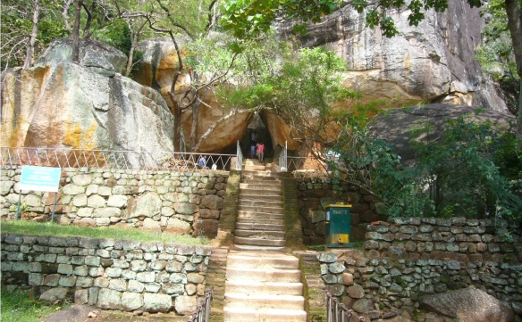 The Terrace Gardens of Sigiriya