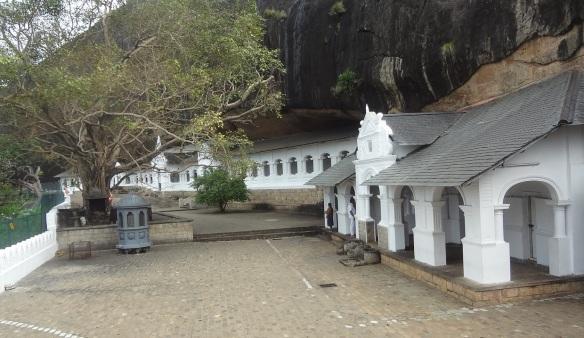 Dambulla Rajamaha Viharaya