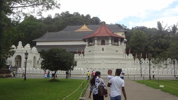 Sri Dalada Maligawa, Temple of the Sacred Tooth Relic.