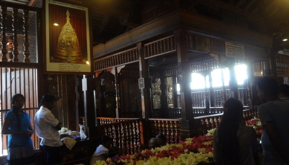 Arrived at the room with the Tooth Relic.