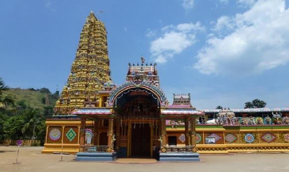 Sri Muthumariamman Temple Matale
