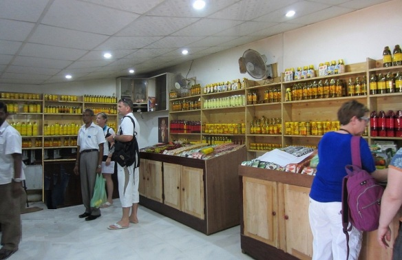 Shop of the Spice Garden