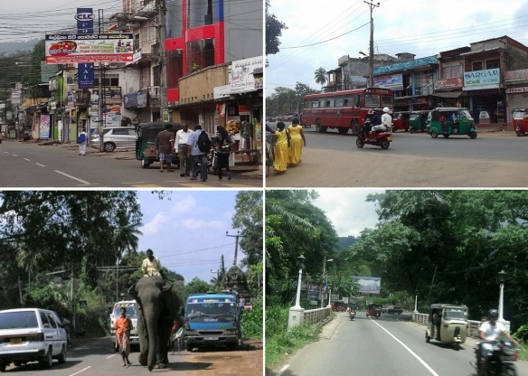 Streets of Matale