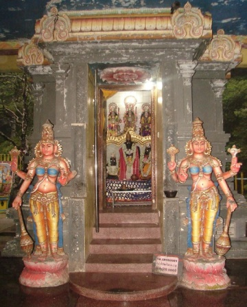 Another shrine of Hanuman Temple.