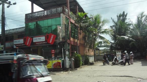 Supipi Hotel of Hanwella Town.