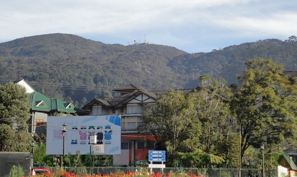 Pidurutalagala (Mount Pedro) Nuwara Eliya