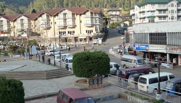 The Old Town of Nuwara Eliya.