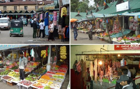 Nuwara Eliya Market