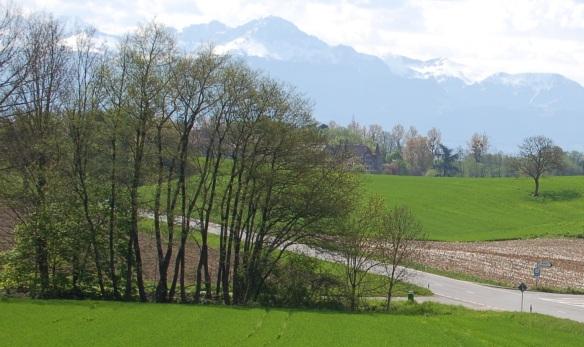 Beautiful village, Sullens