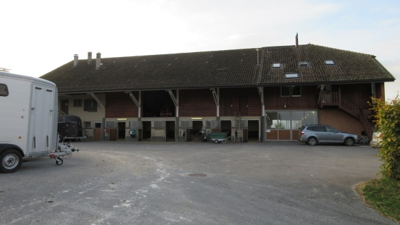 "Horse riding school ""Domaine du Rosselet"" Sellens"