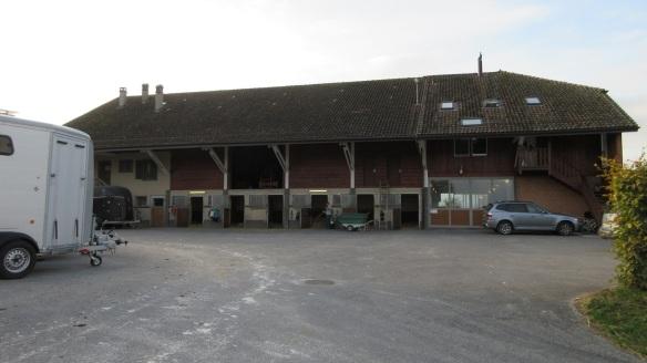 "Horse riding school ""Domaine du Rosselet"" Sellens"