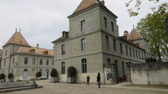 Château de Prangins (Prangins Castle)