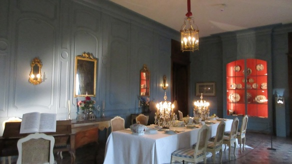 The third is the dining room.