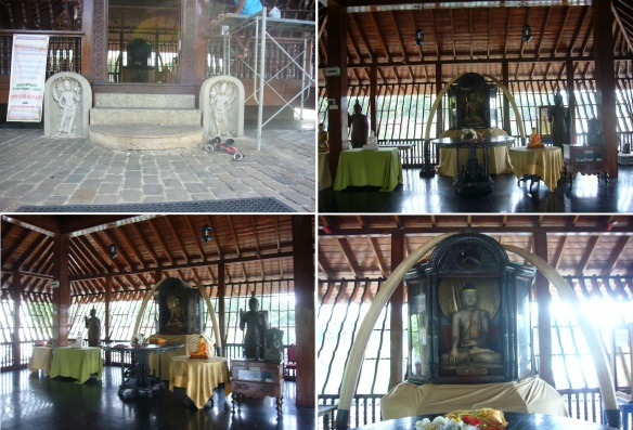 Interior of the Seema Malaka Temple