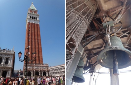 St Mark's Campanile and the Belfry
