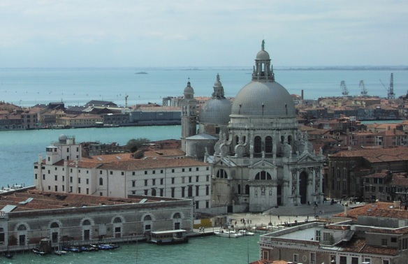 Santa Maria della Salute, commonly known simply as the Salute.
