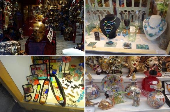 Venice souvenir shops