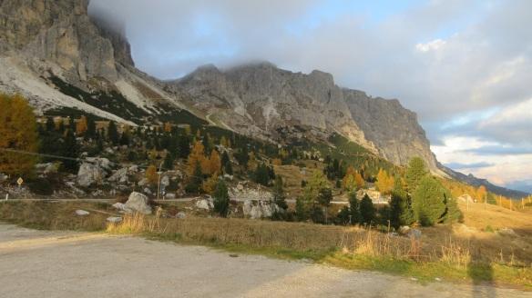 Passo di Falzarego (Falzarego Pass)