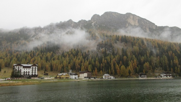 Lake Misurina (Lago di Misurina)
