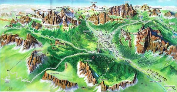 Dolomiti UNESCO WORLD Natural Heritage