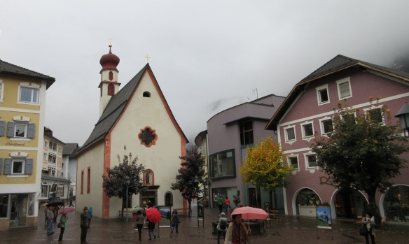 St. Anthony Church Ortisei