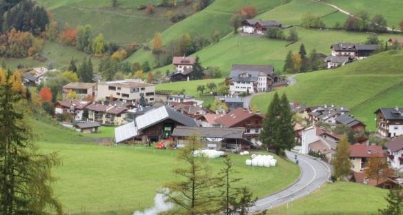 Village Centre of Santa Maddalena