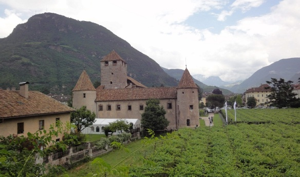 Mereccio Castle