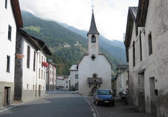 St. Michael Church, Taufers