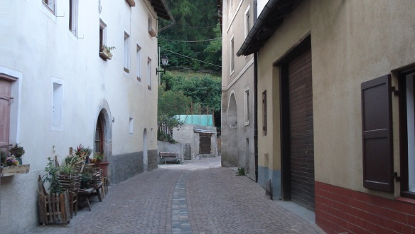 Alley of Taufers