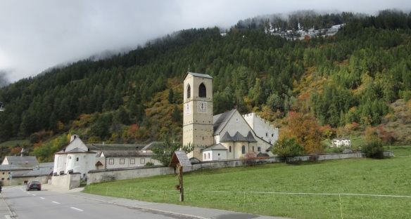 Benedictine Convent of Saint John, Müstair