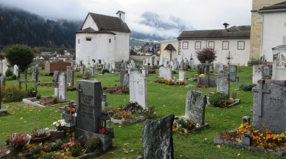 Cemetery of the Abbey of Saint John.