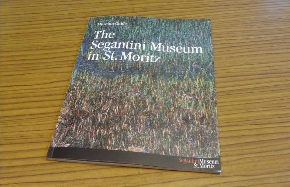 Segantini Museum Guide Book