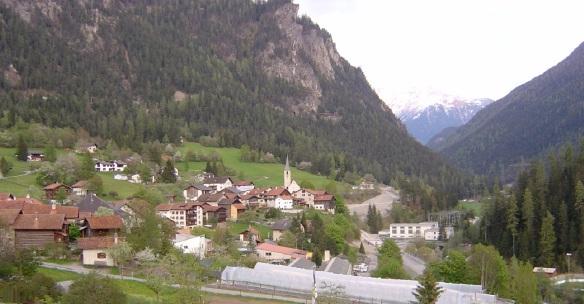 Filisur Village