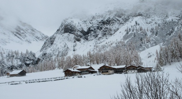 Sertig Dörfli; What kind of life do the people of this village live?