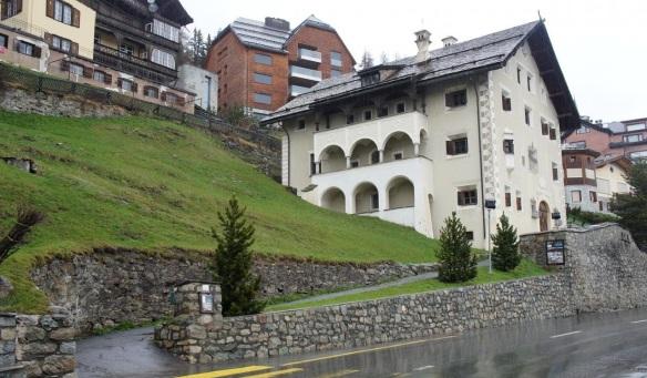Engadiner Museum, St. Moritz