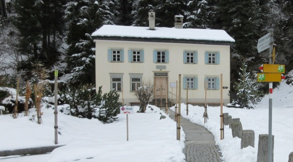 Nietzsche-Haus, Sils Maria