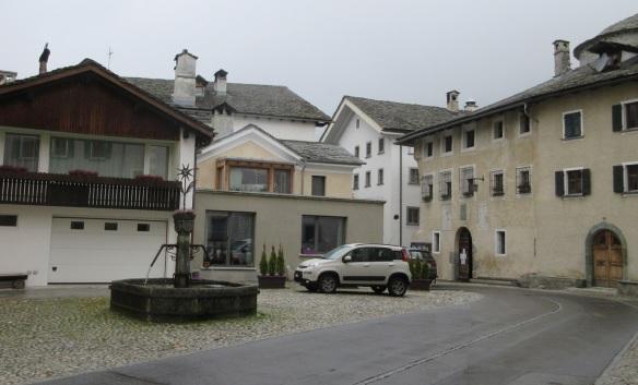Vicosoprano Plaza