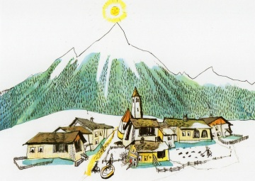 Guarda Village in the Book