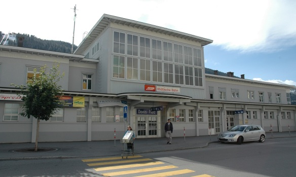 Station Davos Platz