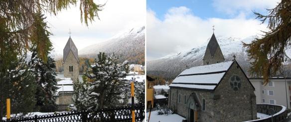 English Church, St. Moritz