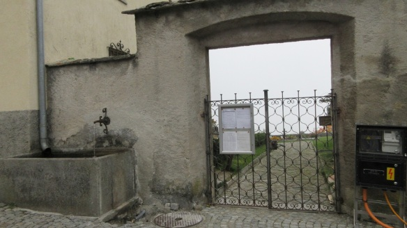 Gate of the Church Yard